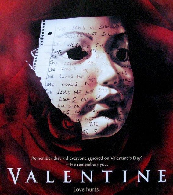 """VALENTINE - 2000 - One Sheet Movie Poster - 27""""x 40"""" - - 2"""