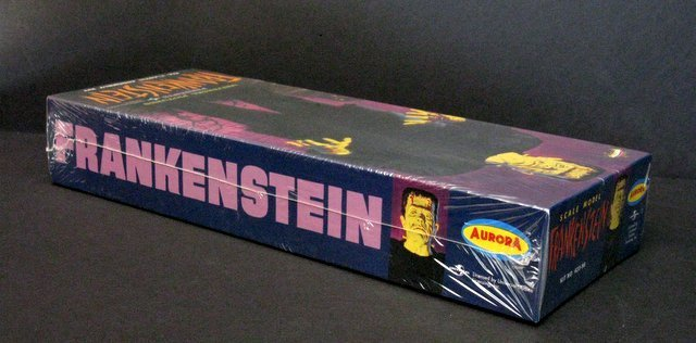 FRANKENSTEIN RE-ISSUE OF THE CLASSIC 60'S AURORA MODEL - 3