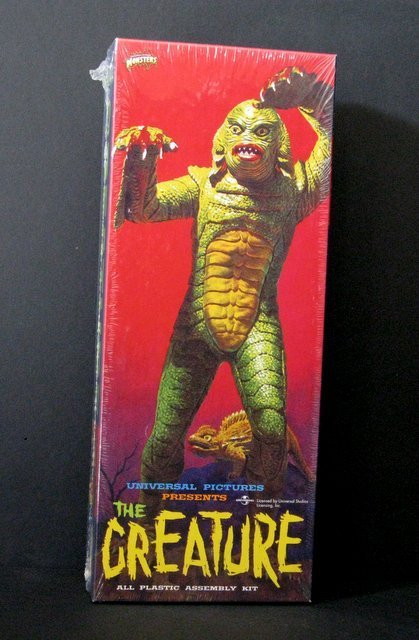 THE CREATURE FROM THE BLACK LAGOON RE-ISSUE OF THE