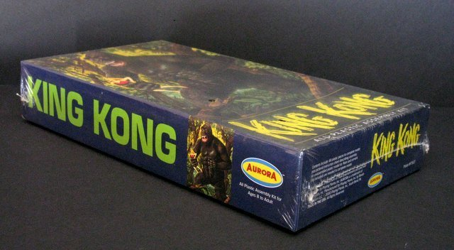 KING KONG RE-ISSUE OF THE CLASSIC 60'S AURORA MODEL KIT - 2