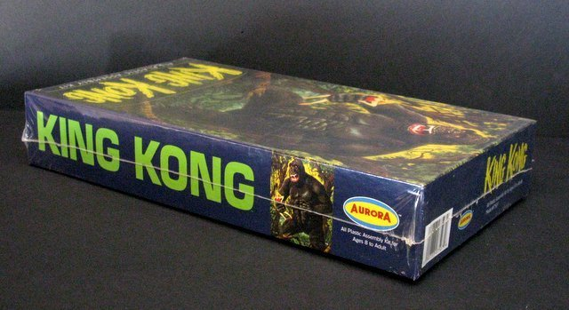 KING KONG RE-ISSUE OF THE CLASSIC 60'S AURORA MODEL KIT - 3