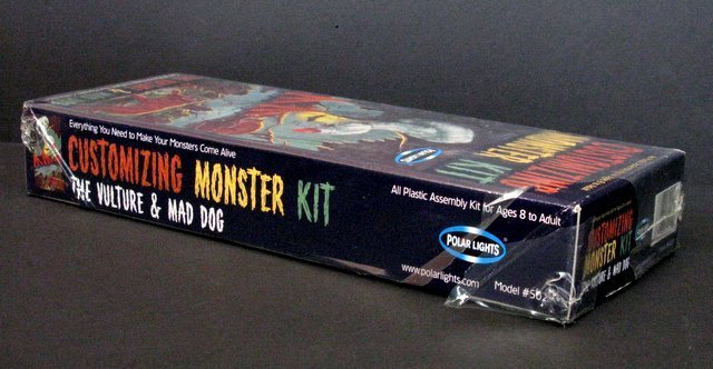 CUSTOMIZING MONSTER KIT #2: VULTURE & MAD DOG RE-ISSUE - 3