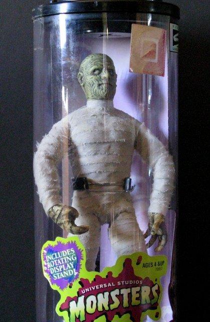 "THE MUMMY'S TOMB 12"" FIGURE - Hasbro Toys, 1999 - New - 2"
