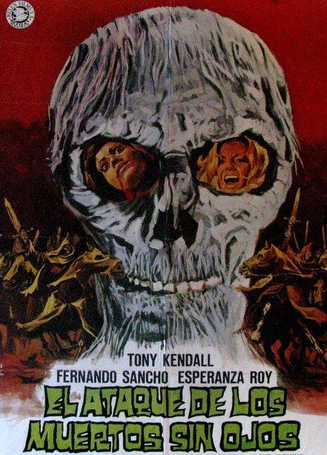 RETURN OF THE BLIND DEAD - 1973 - Original Spanish - 2