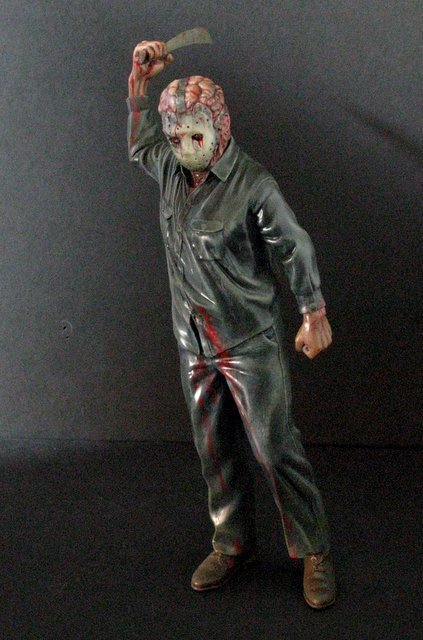 """FRIDAY THE 13TH: """"JASON GOES TO HELL"""" - PRO PAINTED"""
