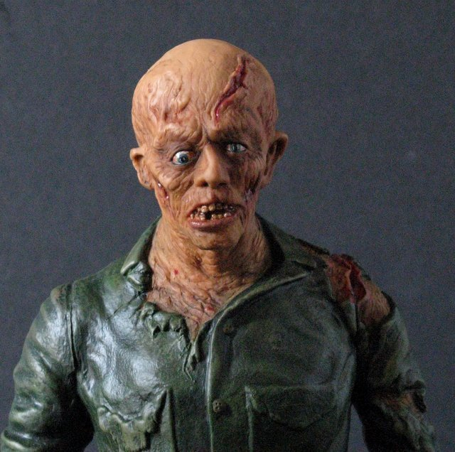 JASON - FRIDAY THE 13TH - PRO PAINTED MODEL FIGURE - - 2