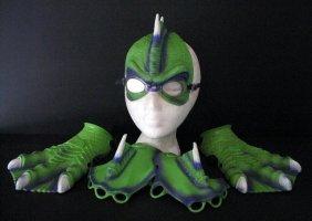 Black Lagoon Creature Children's Gillman Swim Mask And