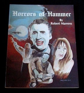 Horrors Of Hammer - Deluxe Trade Paperback - Rgm