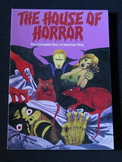 HOUSE OF HORROR: THE STORY OF HAMMER FILMS - DELUXE