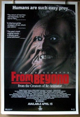 H. P. Lovecraft's From Beyond - 1987 - Vestron Video