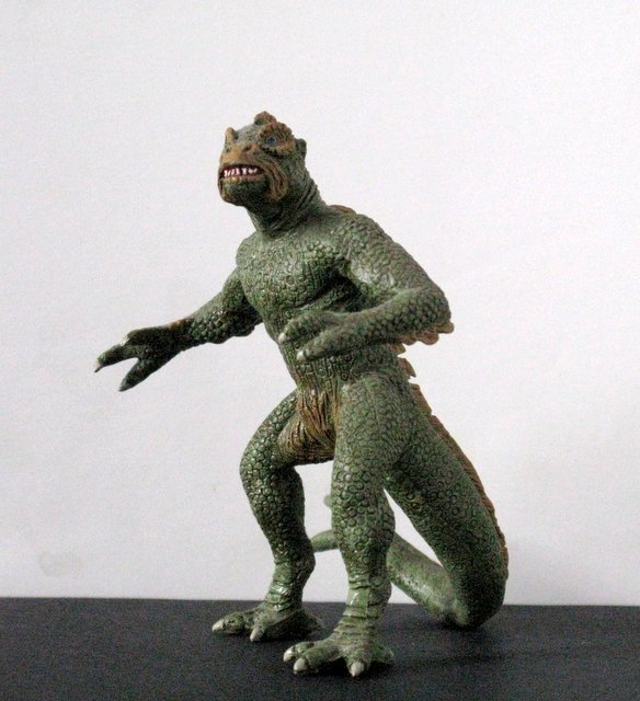 "RAY HARRYHAUSEN'S YMIR from ""20,000,000 MILES TO EARTH"" - 2"