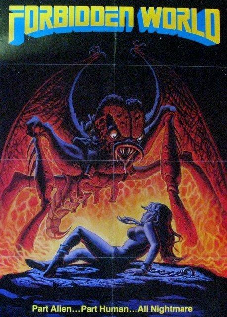 FORBIDDEN WORLD - 1982 - One Sheet Movie Poster - 26 - 2