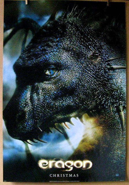 ERAGON - 2006 - Two Different Advance One Sheet Movie - 2