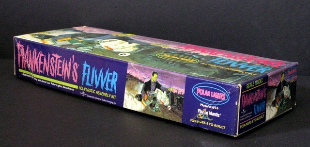 FRANKENSTEINS FLIVVER RE-ISSUE OF THE CLASSIC 60'S - 2