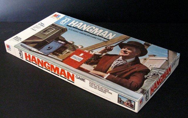 VINCENT PRICE - HANGMAN GAME - Milton Bradley, 1976 - - 5