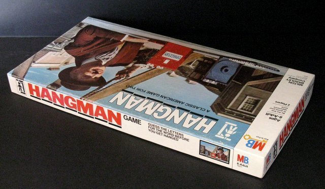 VINCENT PRICE - HANGMAN GAME - Milton Bradley, 1976 - - 6