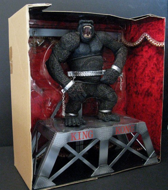 KING KONG - DELUXE BOX SET - McFarlane Toys, 2000 - - 4
