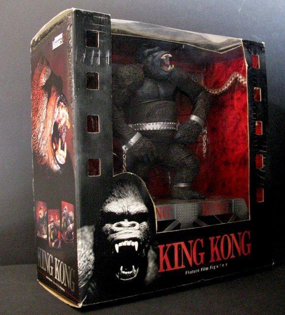 KING KONG - DELUXE BOX SET - McFarlane Toys, 2000 - - 6