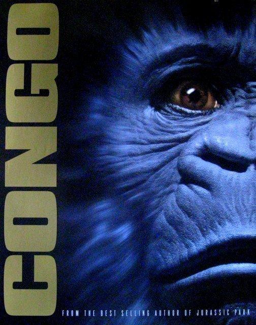 "CONGO - 1995 - One Sheet Movie Poster - 27""x 40"" - Near - 2"