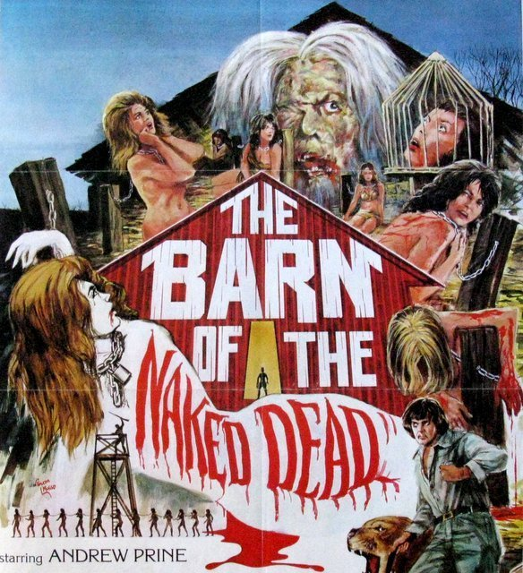 THE BARN OF THE NAKED - 1975 - One Sheet Movie Poster - - 2