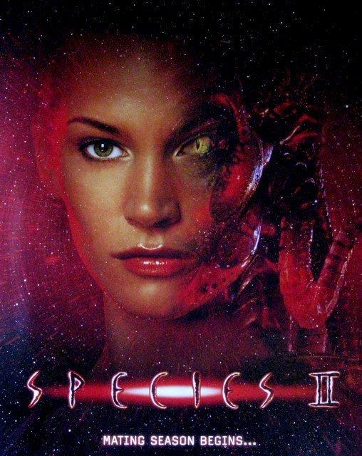 "SPECIES 2 - 1998 - One Sheet Movie Poster - 27""x 40"" - - 2"