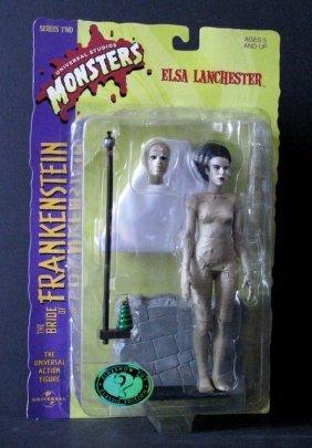 "Elsa Lanchester Bride Of Frankenstein 8"" Action Figure"