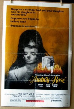 "Audrey Rose - 1977 - One Sheet Movie Poster - 27""x 41"""