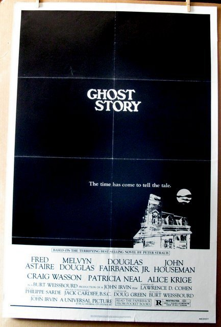 """GHOST STORY - 1981 - One Sheet Movie Poster - 27""""x 41"""""""