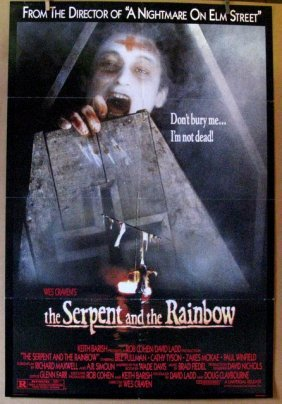Wes Craven's The Serpent And The Rainbow - 1988 - One
