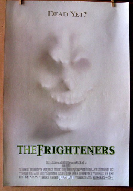 PETER JACKSON'S THE FRIGHTENERS - 1996 - One Sheet