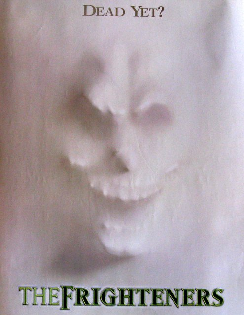PETER JACKSON'S THE FRIGHTENERS - 1996 - One Sheet - 2