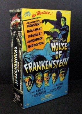 """Glenn Strange House Of Frankenstein Deluxe 12"""" Figure -"""