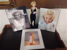 MARILYN MONROE LOT TO INC. LIMITED EDITION PORCELAIN