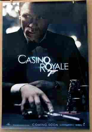 JAMES BOND 007 - CASINO ROYALE - 2006 - Advance One