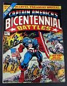 CAPTAIN AMERICAS BICENTENNIAL BATTLES  GIANT OVER