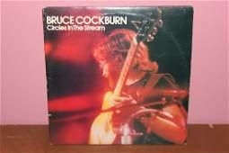 DOUBLE GATEFOLD L-P ALBUM (2 RECORD SET) BRUCE COCKBURN