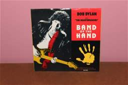 BAND OF THE HAND RECORD BY BOB DYLAN � FROM THE MOVE