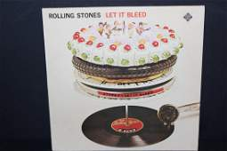 ROLLING STONES LET IT BLEED 1969 MADE IN GERMANY