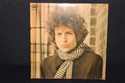 BOB DYLAN - BLONDE ON BLONDE - COLUMBIA NOT FOR SALE -