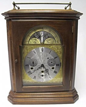 Seth Thomas Bracket Clock