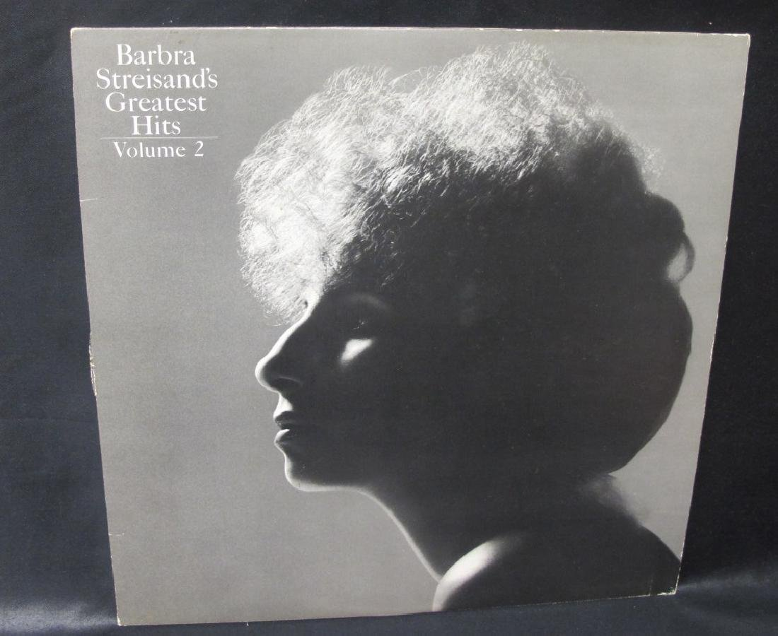 Collection of Five Vinyl Records of Female Artists - 3