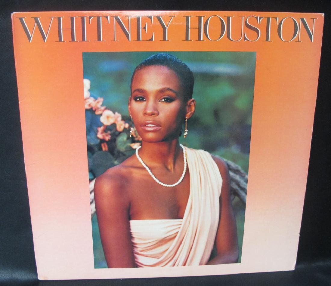 Collection of Five Vinyl Records of Female Artists - 4