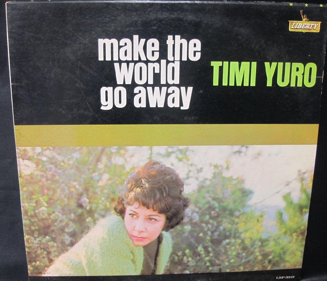 Collection of Five Vinyl Records of Female Artists - 6
