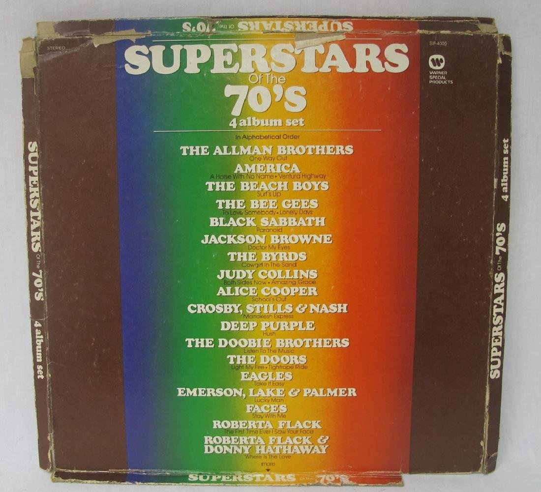 Collection of Twenty-Two (22) Rock Vinyl Records - 3