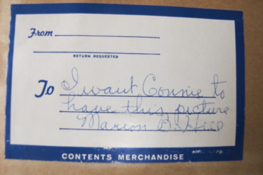 Antique American Needlework Sampler, by Elizabeth - 3