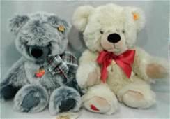 Set of Steiff Stuffed Bears to Include 'Molly' Bear