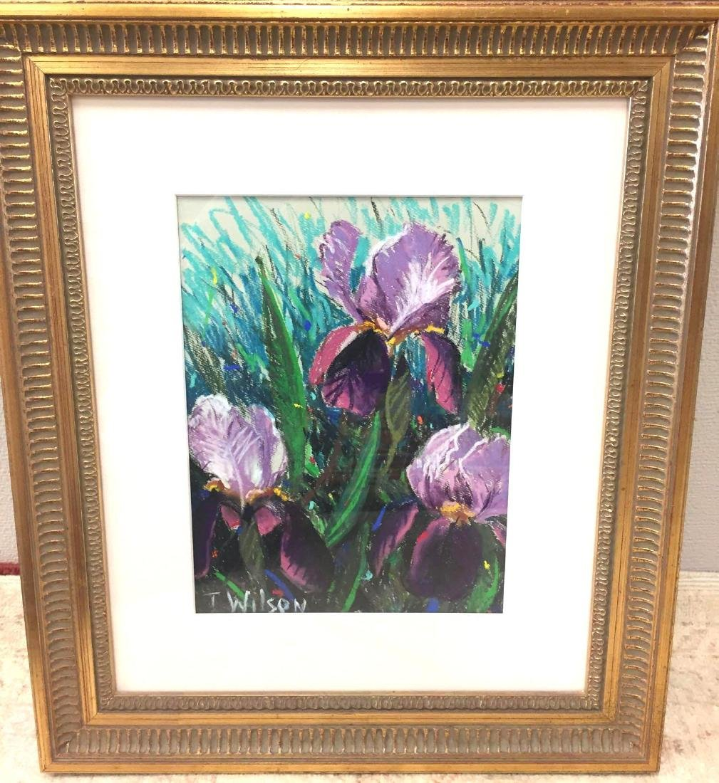 Iris by Tom Wilson