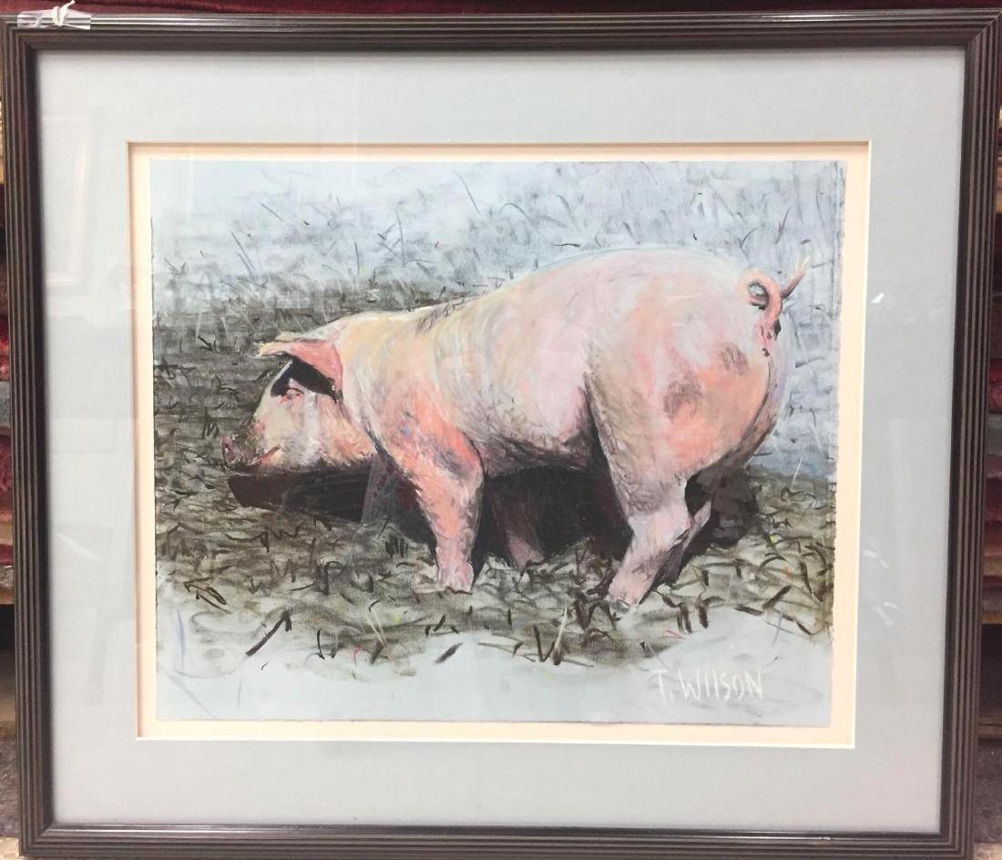 Pig in a Poke by Tom Wilson