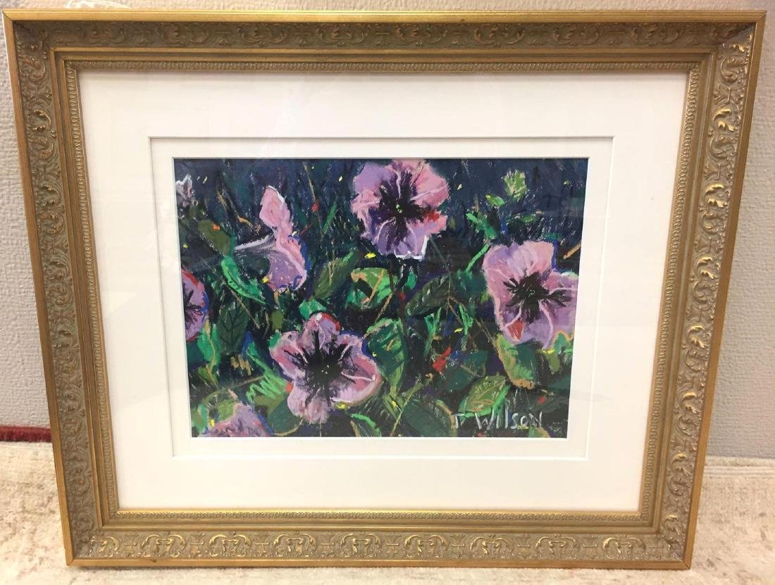 Flowers by Tom Wilson