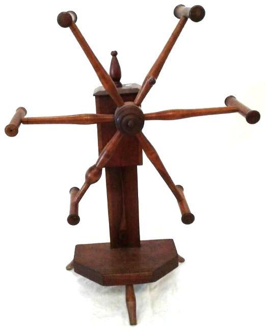 Antique Yarn Winder